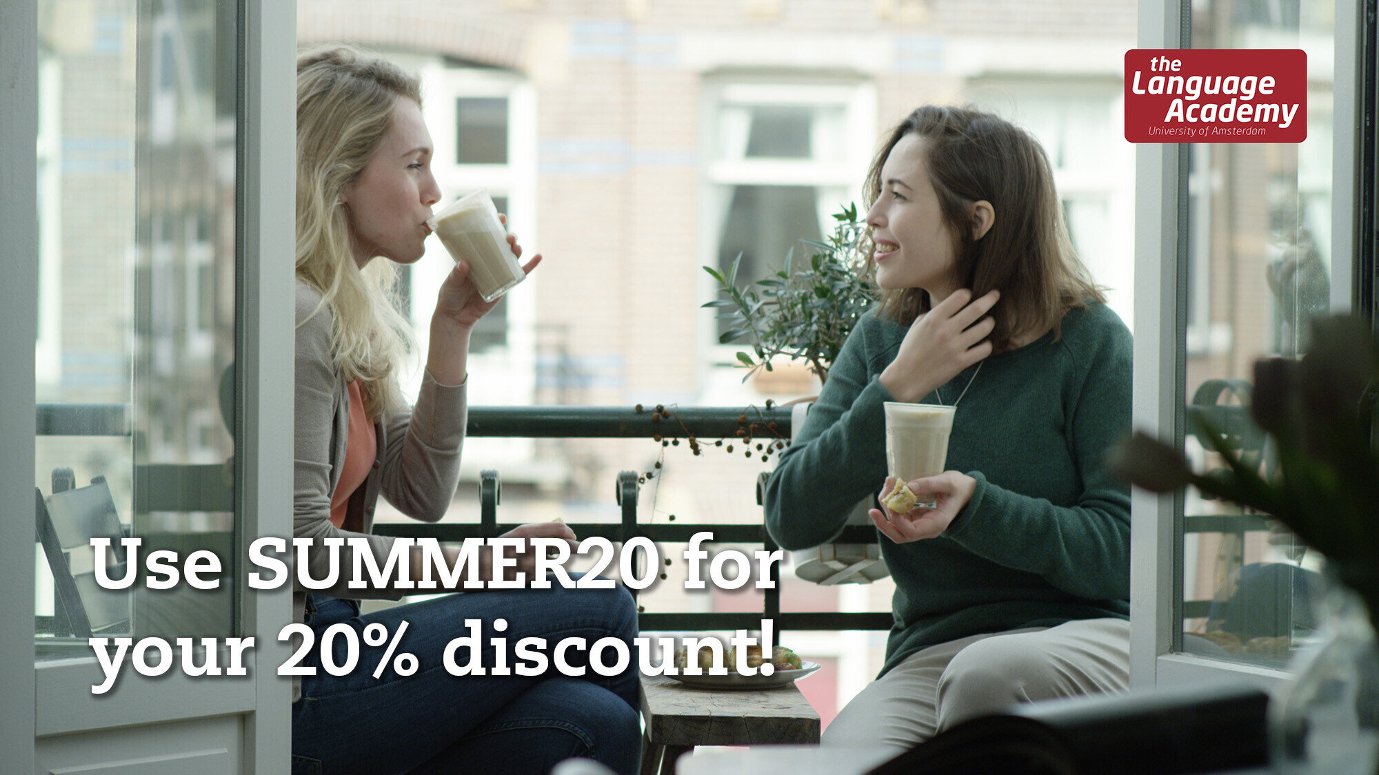 Use SUMMER20 for your 20% discount!