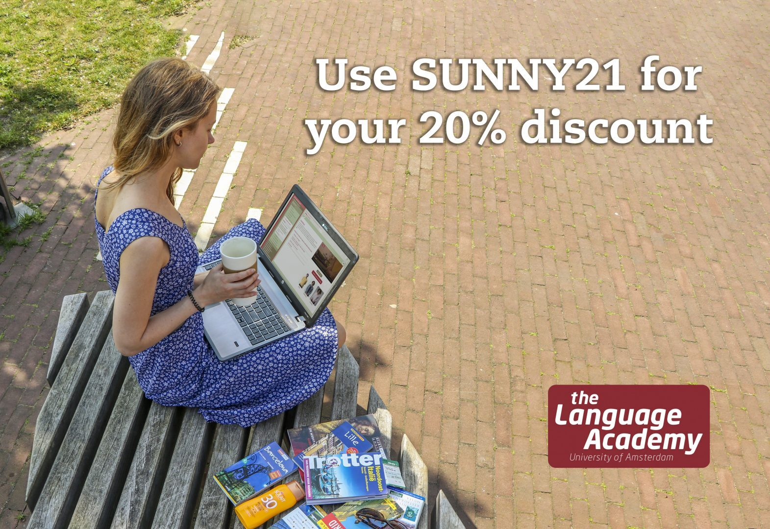 20% discount with SUNNY21